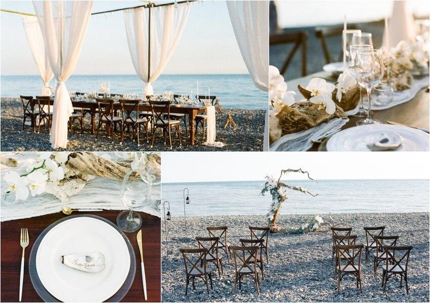 Ceremonija prie jūros