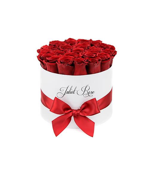raudonos rozes dezuteje foto 1