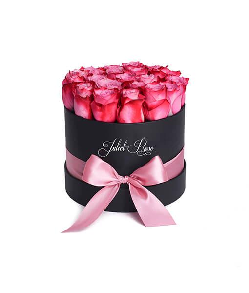 ugnines rozes juoda dezute maza