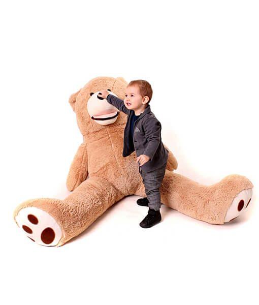 Meškinas Tedis 130cm