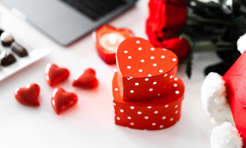 Dovanų idėjos Valentino dienai